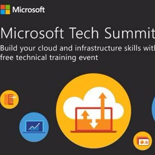 Episode 19 - Tech Summit Recap, News of the week, etc