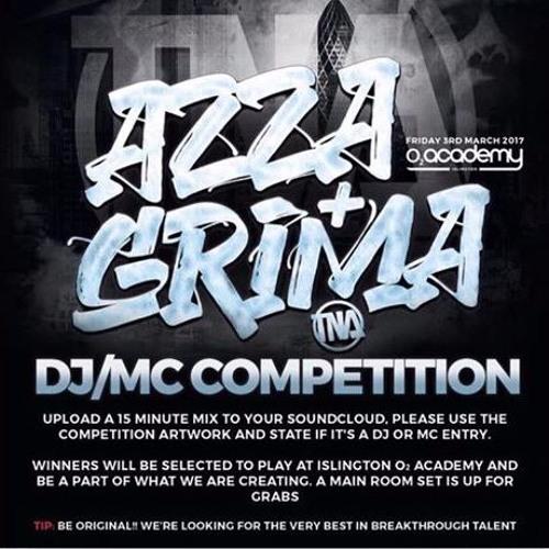 DJ KRUSTY  -  WEEJII MC  - AZZA & GRIMA 02 - MC COMP ENTRY 2017