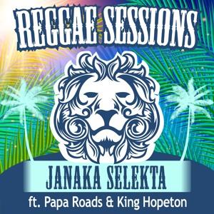 Janaka Selekta - I Of The Revolution feat King Hopeton