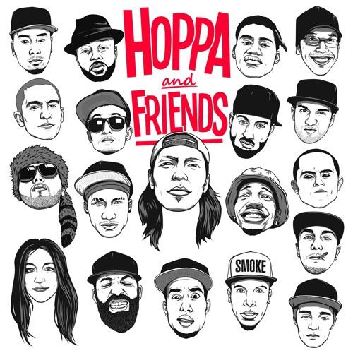 DJ Hoppa - Hoppa And Friends