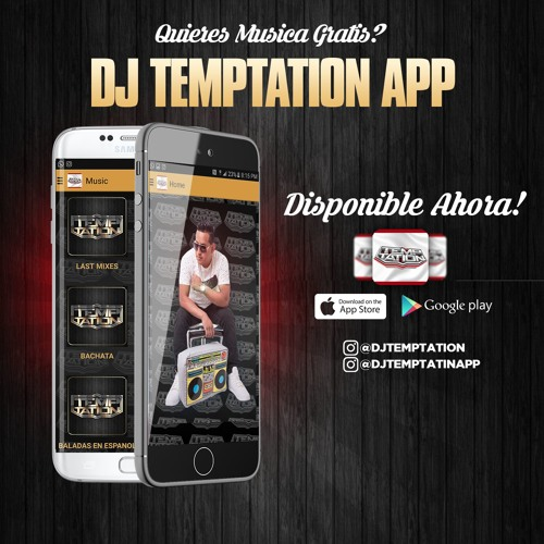 Spanish Trap Mix 1 - Dj Temptation by BONCHEURBANO MIXES
