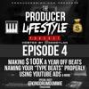 KingDrumDummie, Making $100k Selling Beats, Youtube Strategy | Producer Lifestyle Podcast