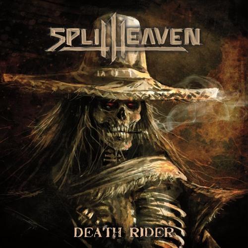 SPLIT HEAVEN - Speed Of The Hawk (PURE STEEL RECORDS)