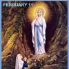FEB 11 - Saint of the Day - ENGLISH