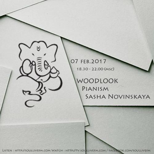 Ganesha Radioshow - Woodlook (07.02.2017)