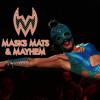 Masks, Mats & Mayhem EP#51 - Kobra Moon from Lucha Underground AKA Thunder Rosa -02-09-17