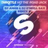 Throttle – Hit The Road Jack (Dj Amor feat. Dj O'Neill Sax Remix)