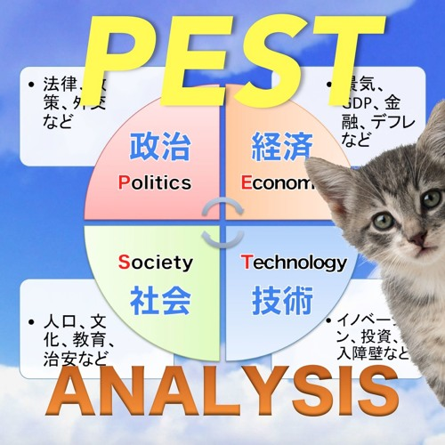 PEST分析のうた PEST Analysis's Song