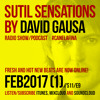 Sutil Sensations Radio/Podcast -February 9th 2017- A new episode with fresh, big and new hot beats!