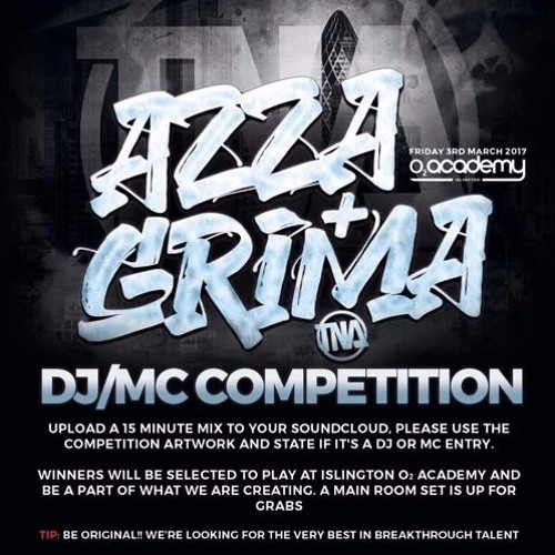 MC DVZ - AZZA + GRIMA COMP ENTRY