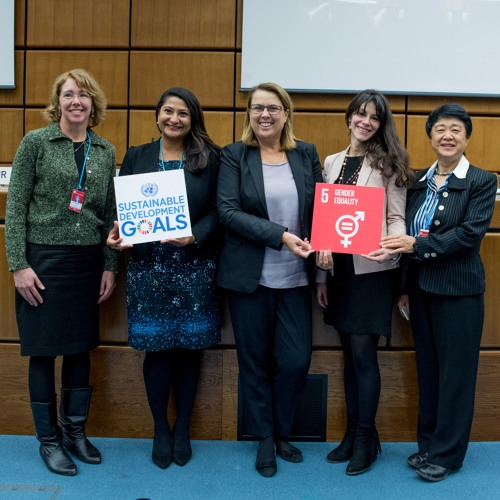 Women in space industry working to bridge gender gap in science