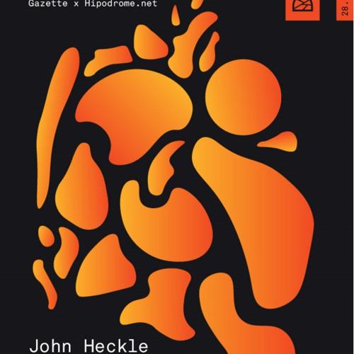 John Heckle 3 hr DJ set @ Gazette x Hipodrome / Cluj-Napoca, Romania