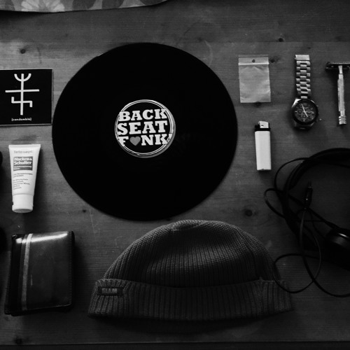 QRS (Backseatfunk) & Cassiel - Sunday Essentials Mixtape (Sunday Joint)