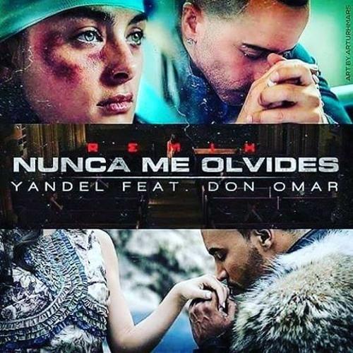 Yandel Ft. Don Omar - Nunca Me Olvides (Jose Pimba Dj Edit)