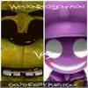 NEW FNAF SONG - WestonReceeJohnson - Golden Freddy vs Purple guy