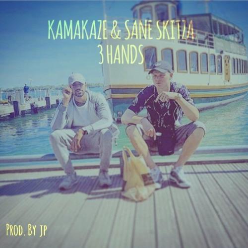 Pon De Roadside - Sane Skitza X Kamakaze (prod. JP)