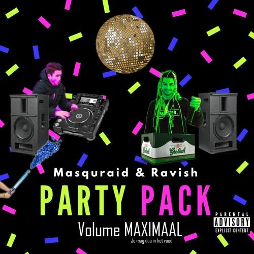 Konshens x Moombahteam - Bruk Off Yuh Back (Ravish Edit) [GET PARTY PACK 1 NOW!]