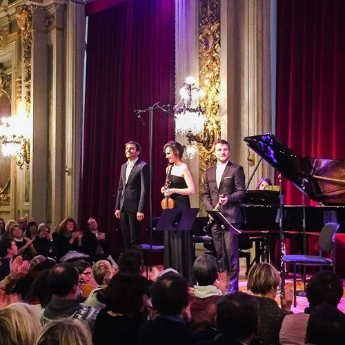 KHACHATURIAN Trio avec B. Laude (clar.), F. Monbet (viol.), R. Louveau (piano)