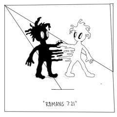 Romans 7:21