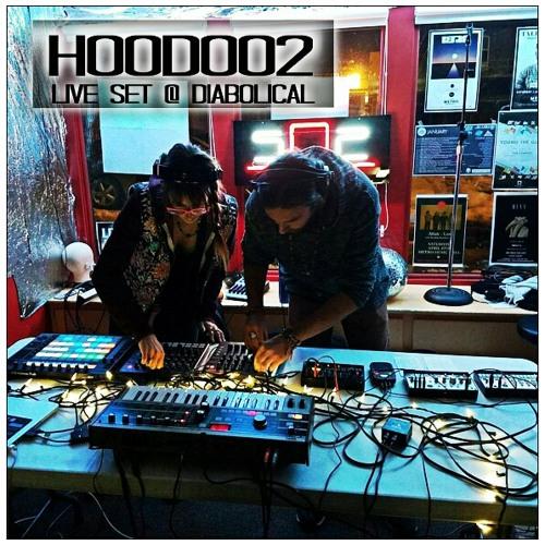 HooDoo2 LIVE @ Diabolical 1.21.17