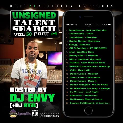 DL Moreno - Last Night track 18 on UTS vol 50 hosted by DJ Envy