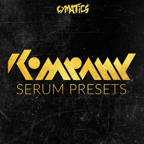 free cymatics serum presets