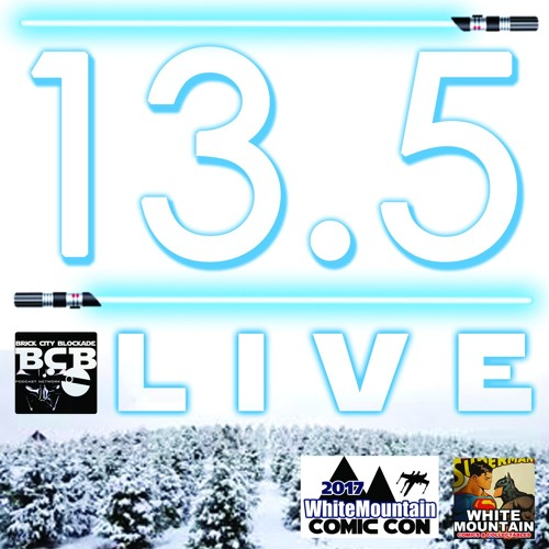 Episode 13.5 LIVE from White Mt. Comics