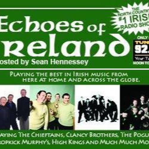 Echoes of Ireland week 7 - Newzjunky version