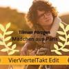 Tilman Pörzgen- Mädchen Aus Paris ( VierViertelTakt Edit) Club Mix