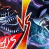 SONIC DESATADO VS NIGHTMARE FOXY  EVIL RAP BATTLE  KRONNO  CYCLO