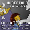 Undertale the Musical - Fallen Down Reprise 2