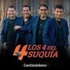 Hasta Que Me Olvides (de Juan Luis Guerra) - Los 4 del Suquía - Álbum Cuestionándonos