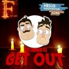 INSTRUMENTAL! HELLO NEIGHBOR SONG (GET OUT) - DAGames