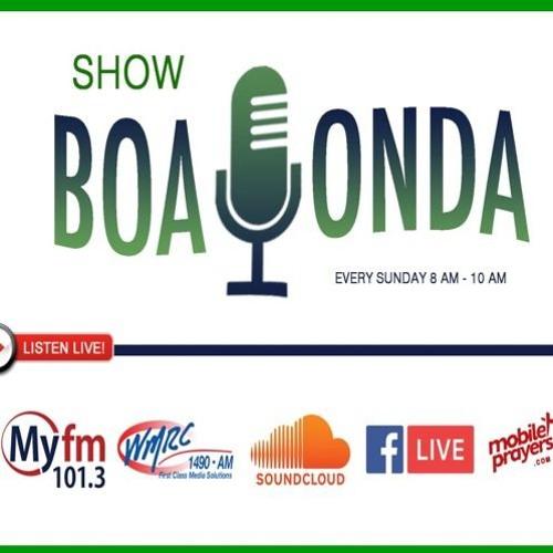 Show Boa Onda - Febuary 12th, 2017