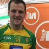 Michael Murphy following Donegal's dramatic win over Roscommon