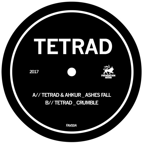 FAV004: Tetrad & Ahkur - Ashes Fall / Tetrad - Crumble **OUT NOW**