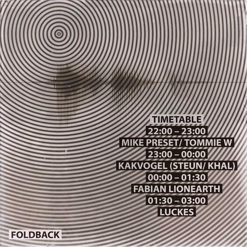 Fabian Lionearth - Live @ Foldback (11 - 02 - 2017)