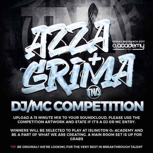 AZZA & GRIMA DJ COMP ENTRY