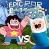 Steven Universe vs Finn the Human. Epic Rap Battles of Henry Jones #1