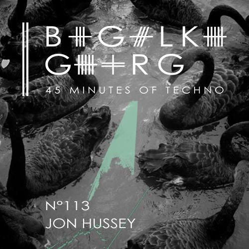 45 Minutes of Techno by Jon Hussey