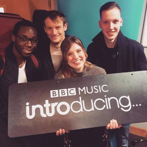 Cara Hammond chats on BBC Georgey Tonight