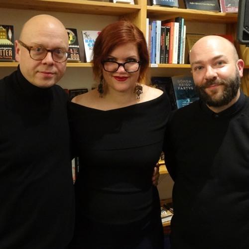Vanessa Sinclair with Joachim Nordwall & Carl Abrahamsson: Gothenburg 2017