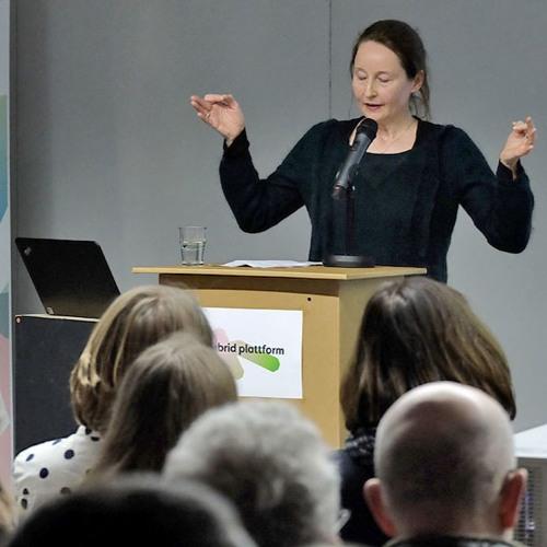 2. Prof. Dorothea Weise (UdK Berlin)