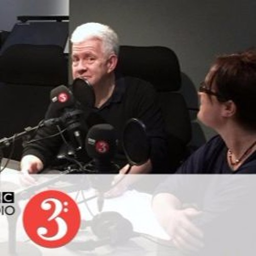 """Alexis on BBC Radio 3 """"The Verb"""" talking about """"Come Together"""""""