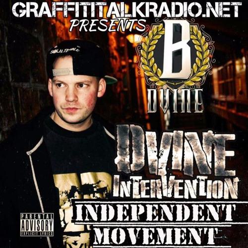 GraffitiTalkRadio presents producer B. DVINE
