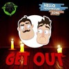 HELLO NEIGHBOR SONG (GET OUT) - DAGames