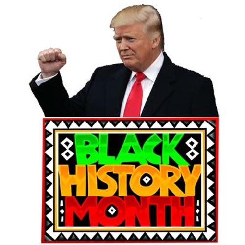 Trump And Black History