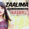 Zaalima | Raees | Arijit Singh | female version song cover by Pragyan