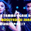 Tamma Tamma Again Remix | Bass Boosted | Badrinath Ki Dulhania