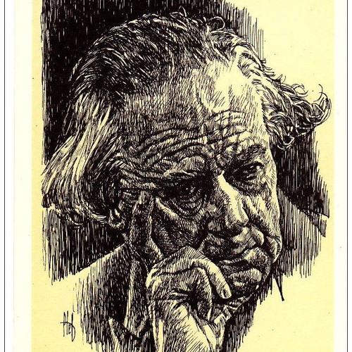Jef Tinel (1885-1972): Het viel eens hemels dauwe